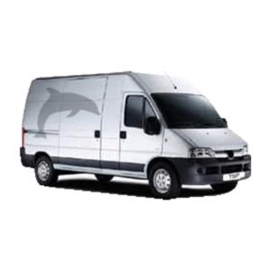 Luton Van - Capacity: 50 Sq Ft